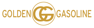 Golden Gasoline Logo